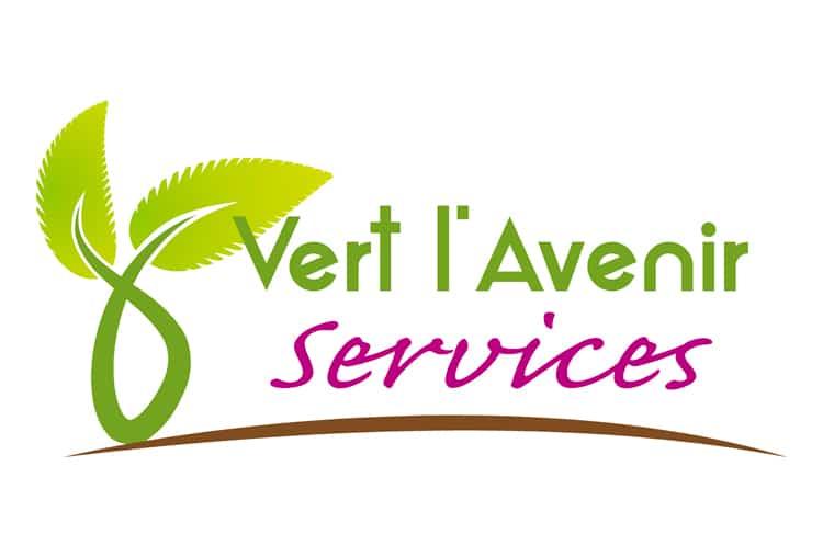 Logo Vert l'Avenir Services