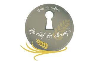 Logo Gîte La clef des champs